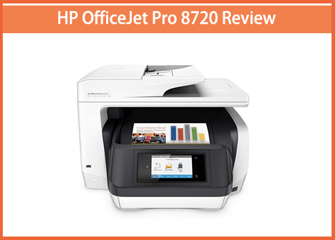 HP OfficeJet Pro 8720 Review