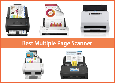 Best Multiple Page Scanner