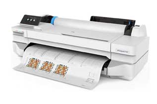 HP DesignJet T100 Large Format Compact Wireless Plotter Printer